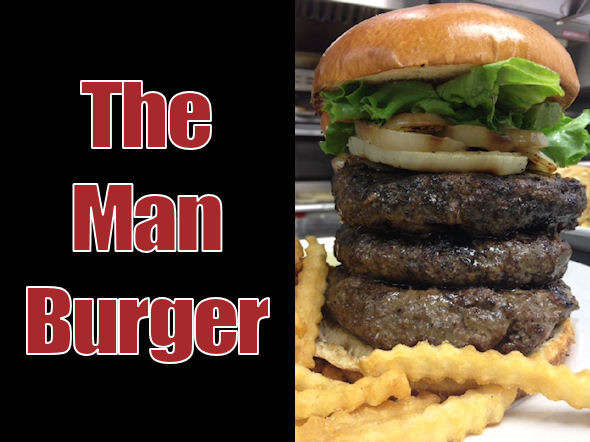 The Man Burger